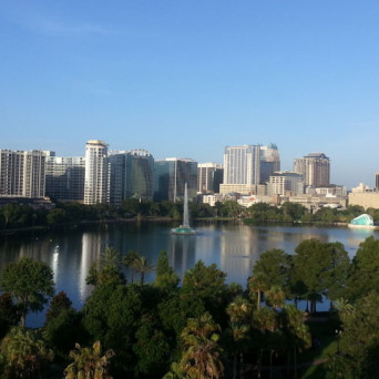 Orlando, the city Beautiful