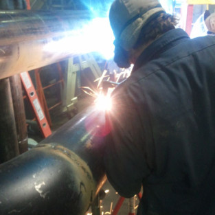 Pipe Fabrication for Florida Hotel