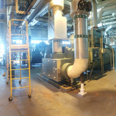 Industrial Chiller Plant Orlando