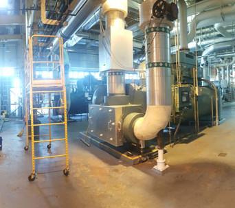 Industrial Chiller Plant Orlando