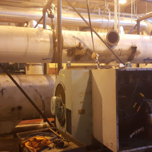 Industrial Trane Chiller