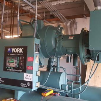 York Chiller Full Maintenance