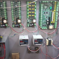 Carrier 30HX Chiller Controls Retrofit