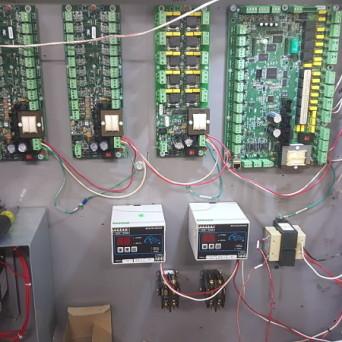 Carrier 30HX Chiller Controls Retrofit